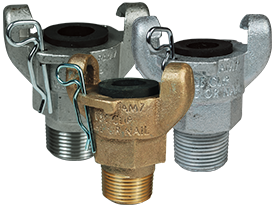 Air King® 2-Lug Male NPT End