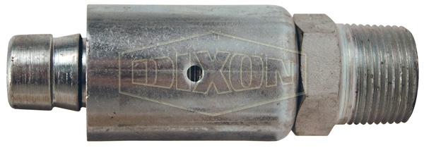 Steel 3500 Nipple with Ferrule