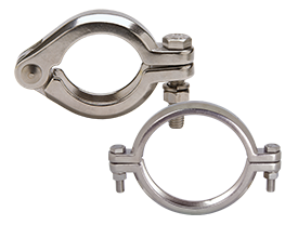 I-line/Q-line Bolted Clamp