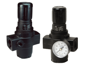 R17, R18 Series 1 FRL's Jumbo Regulator