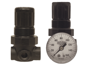 R07 Series 1 FRL's Miniature Regulator