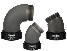 Style N54, Angle and Suction Elbow