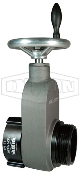 Aluminum Hydrant Gate Valve with Speed Handle