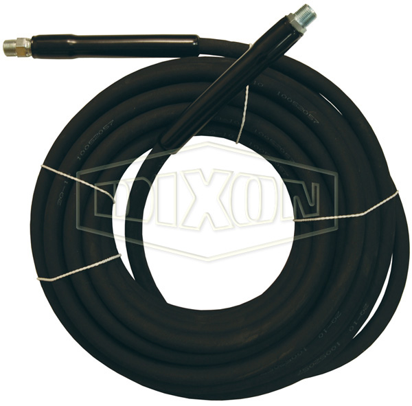 Pressure Washer Braided Hose