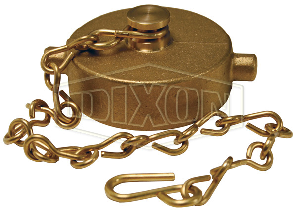 Domestic Brass Pin Lug Cap