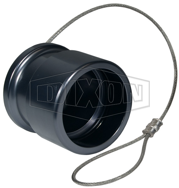 "2"" High Volume FloMAX Diesel Fuel Cap for Receiver"