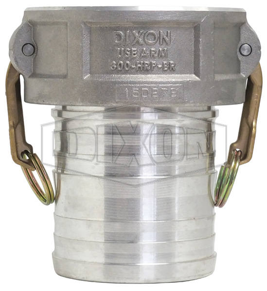Dixon Bayco Coupler with Grounding Tab