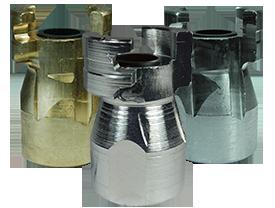 Dual-Lock™ P-Series Thor Interchange Female Thread Plug