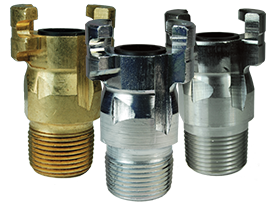 Dual-Lock P-Series Thor Interchange Male Thread Plug