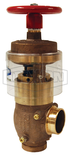 Field Adjustable Pressure Reducing Angle Valve
