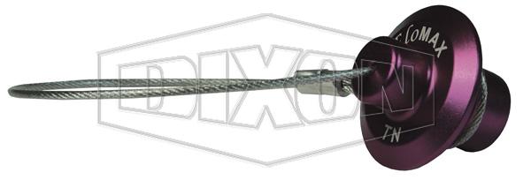 FloMAX Standard Series Transmission Fluid Nozzle Plug
