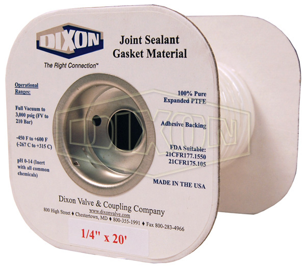 Joint Sealant Gasket Material