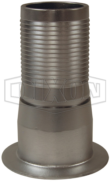 King Crimp® Style Nipple for Floating Flange