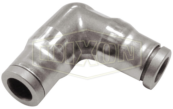 Legris Stainless Steel Push-In Equal Elbow Union
