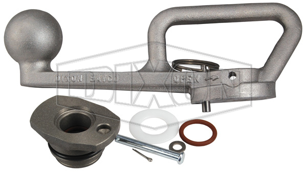 API Coupler Locking Handle Repair Kit