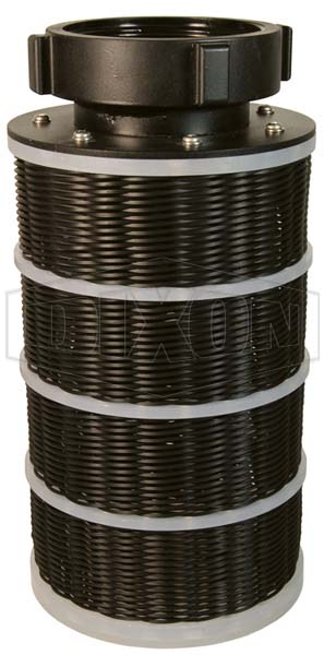 Dixon® Long Style Polypropylene Strainer
