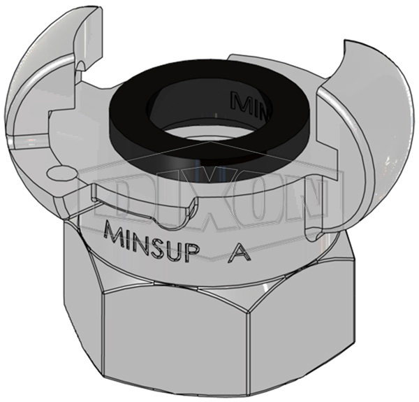 Minsup™ A Type Female BSP End