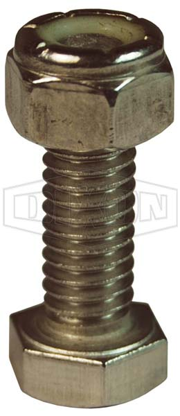 Bolt with Nylock Nut