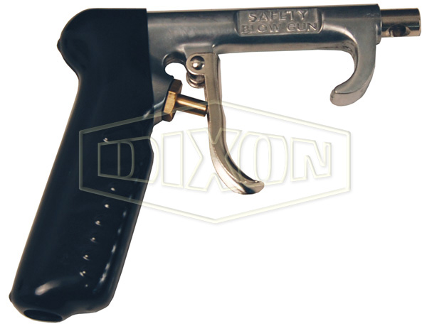 Pistol Grip Safety Blow Gun
