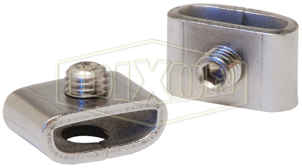 Band & Buckle Clamp Set Screw Buckles