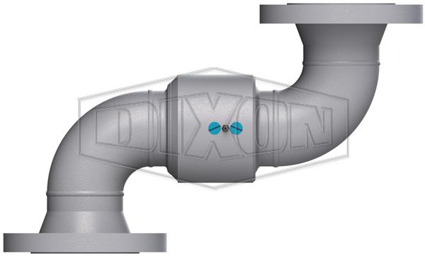 Swivel Joint Style 40 150# ASA Flange x 150# ASA Flange