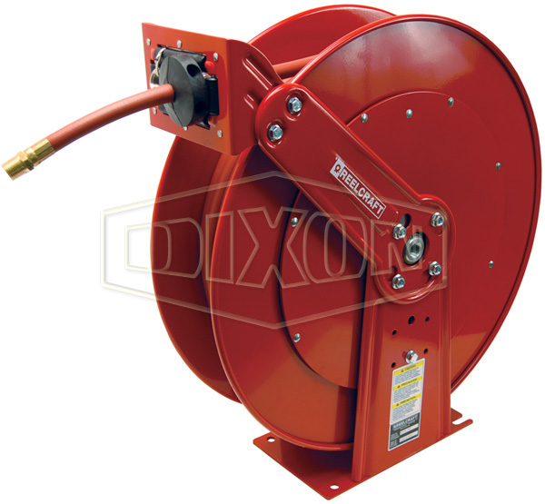 80000 & D80000 Series Hose Reel for Industrial Duty