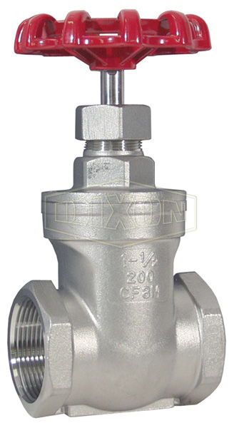 Stainless Steel Gate Valve