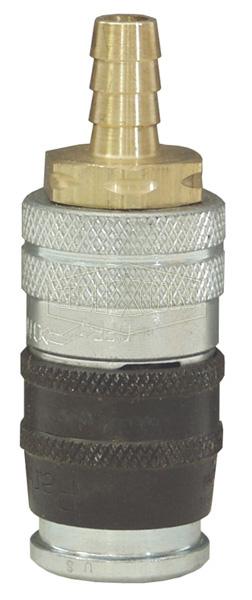 Parker E-z-mate Industrial Coupler Standard Hose Barb