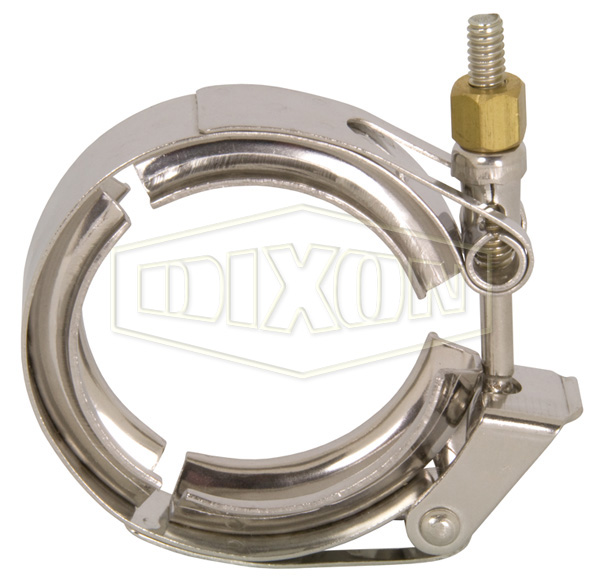 T-Bolt Sanitary Clamp