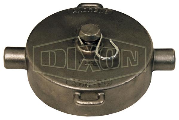 Intermodal Tank Transport Pipe Cap