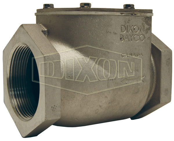 Bayco® High Flow Series Swing Check Valve Female NPT