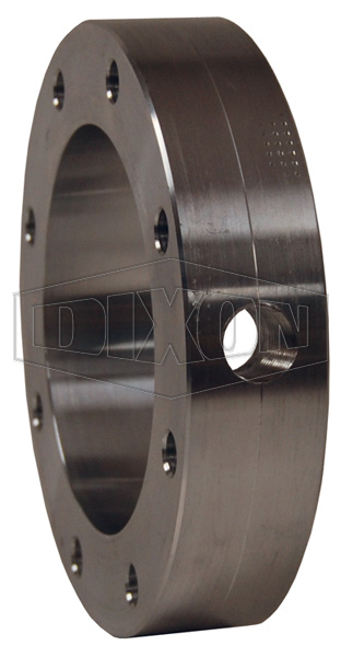 TTMA Flange Spacer with Port