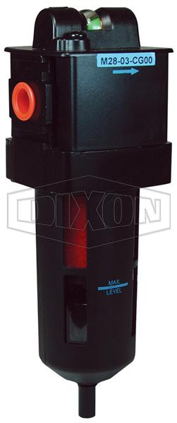 Wilkerson FRL's M28 Standard Modular Coalescing Filter