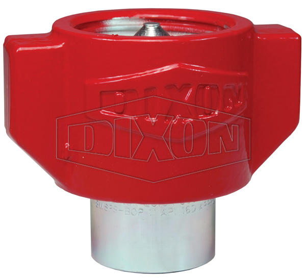 DQC WS-BOP Series High Pressure Wingstyle Female Coupler