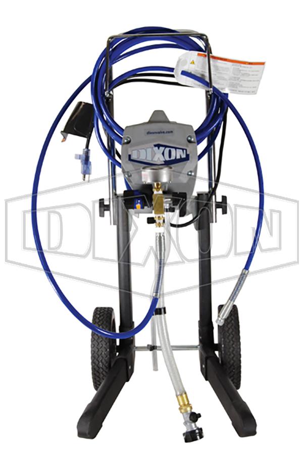 Dixon electric test pump