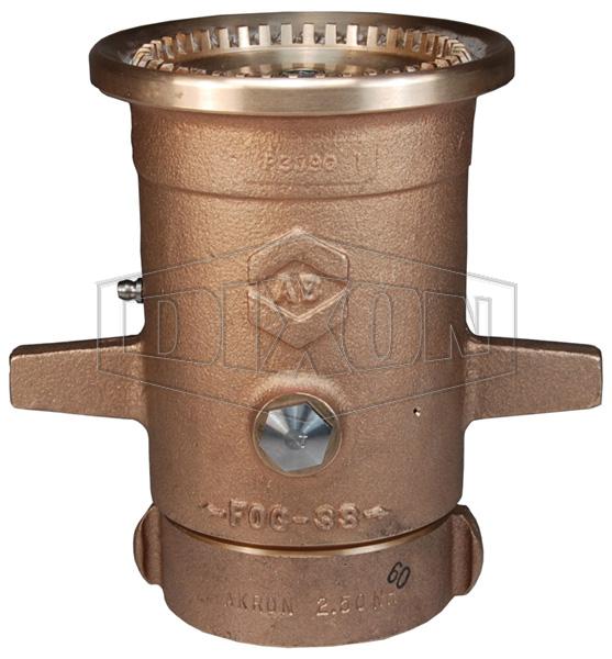 brass monitor nozzle