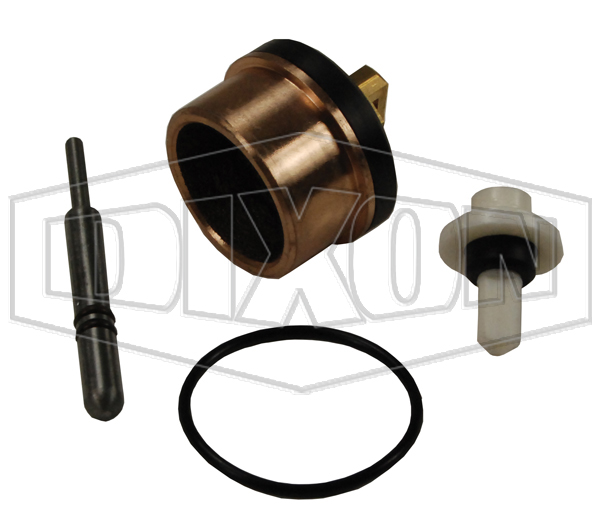 pressure nozzle for bulk delivery repair main second poppet cap o-ring valve stem assembly