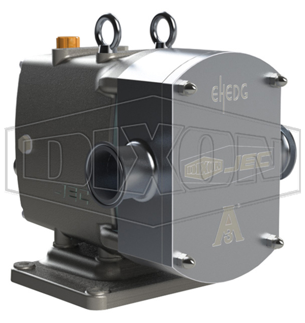 Dixon/JEC JRZL-200 Series Rotary Lobe Pumps