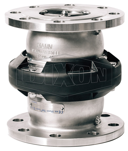 Dixon® Safety Break-away Coupling Industrial 150# Flange