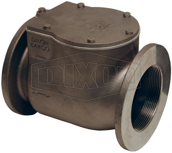 threaded end standard swing check valve