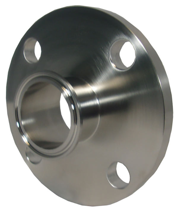 Clamp Adapter x Weld Neck 150# Flange