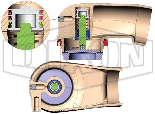 vr6030sq vapor valve